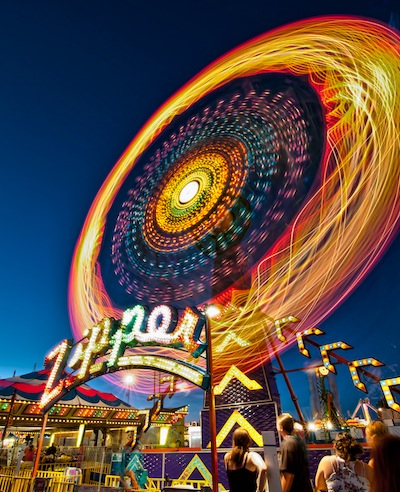 California State Fair Buy One, Get One Free Tickets Online Offer!